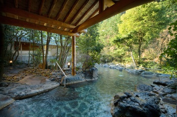 Ureshino Hot Springs